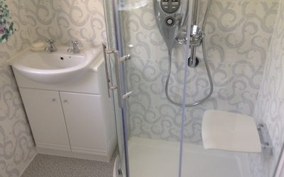 Bathroom to Independent Living Shower Room Conversion Kingsbridge