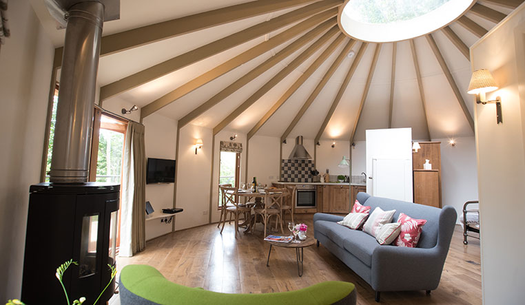 Dittisham Yurts